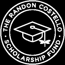 The Randon Costello Scholarship Fund Logo white